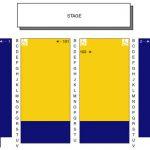 Casa del Prado Seating Chart