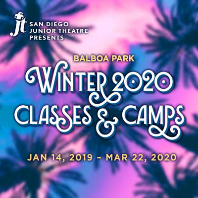 Winter 2020 Classes and Camps Now Online